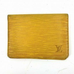 Louis Vuitton Card Holder/Wallet #120***